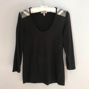 Burberry Top Black Size XS